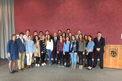 Las universidades Loyola Andalucía y Loyola Chicago profundizan su colaboración