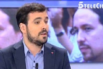 Alberto Garzón, sin pelos en la lengua contra Pablo Iglesias