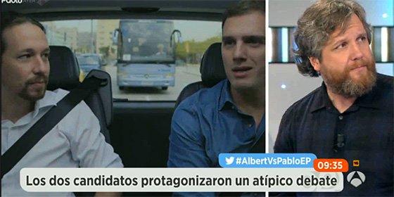 """Gistau se harta del victimismo de Pablo Iglesias: """"¡Que lo deje ya, que vuelva a la universidad y a la máquina del café! ¡Nos podemos salvar sin él!"""""""