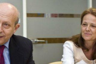 La esposa de José Ignacio Wert echa de casa a su exmarido con mucha educación