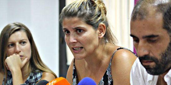 Los de Podemos arropan a la concejal de la gran estafa a 5.000 inmigrantes