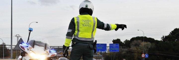 """El Jefe de la Guardia Civil de Tráfico en Extremadura """"hace la vista gorda"""""""