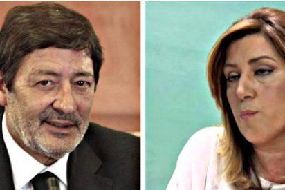 """Javier Guerrero deja con las vergüenzas al aire a Susana Díaz: """"Claro que conocía el sistema de ayudas de los ERE"""""""
