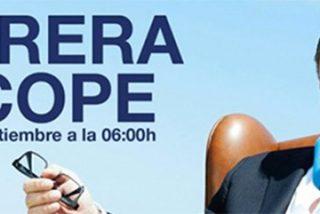 Las seis primeras semanas de Herrera en COPE: de la euforia inicial a algunos aires de zozobra