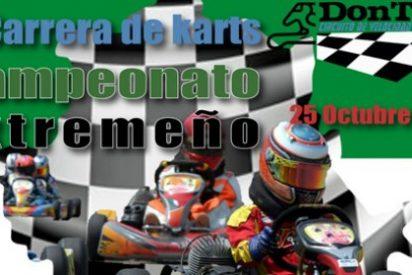 El I Karting Talavera Dontyre decide el campeonato extremeño
