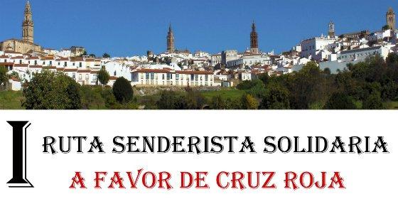 Jerez de los Caballeros organiza la I Ruta Senderista Solidaria