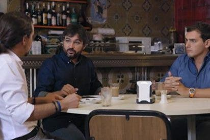 """Twitter arde en #AlbertVsPablo con una conclusión: """"El debate lo pierden Rajoy y Pedro Sánchez"""""""