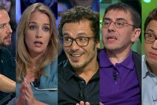 Ideas para 'laTuerka Noche': debaten Iglesias, Errejón y Bescansa, modera el Kichi