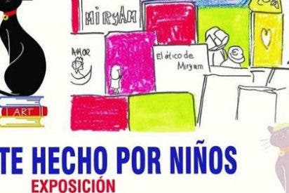 "IIExposición de ""Arte hecho por niños"" en Plasencia"