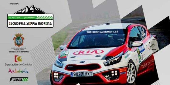 Todo listo para la disputa del III Rallye Ciudad de Pozoblanco