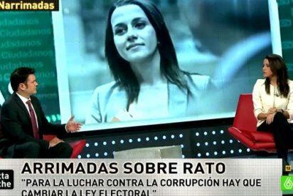 """Inés Arrimadas: """"Los independetistas se habían puesto unas reglas propias: contar votos, síes y noes. Y han perdido"""""""