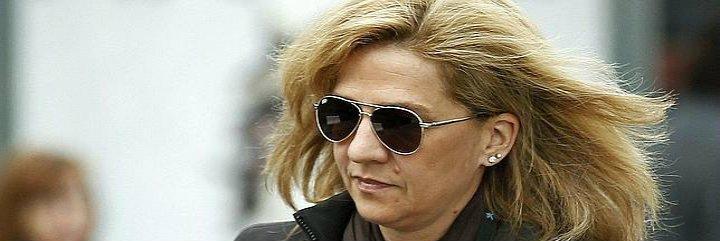 La Infanta Cristina se sentará en el banquillo el 11 de enero de 2016 por el caso Nóos