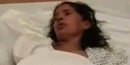 Le cortan un brazo a una empleada doméstica por querer escaparse