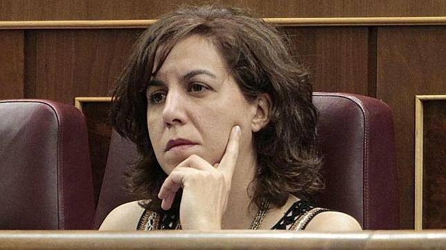 Irene Lozano cambia de jardín: de Rosa Díez a la rosa del PSOE