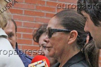 Isabel Pantoja regresa a la cárcel tras su tercer permiso