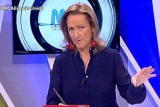 "Isabel Durán, a la yugular de Carmen Forcadell: ""¡Ustedes están siendo golpistas!"""