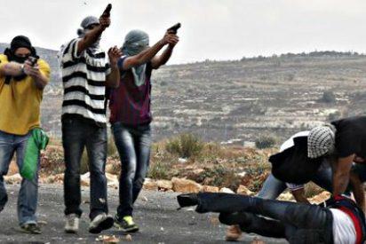 Así se camuflan y se infiltran los agentes de Israel entre los manifestantes palestinos