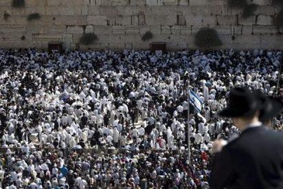 Miles de evangélicos se concentran en Jerusalén en apoyo de Israel