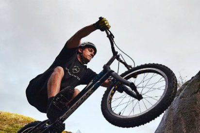 El placentino Javier Sánchez quiere tener más presencia internacional 2016 en Trial Bici
