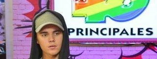 Así deja plantado Justin Bieber al vacilón Dani Mateo en 'Los 40 Principales'