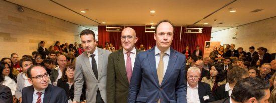 La Diputación de Valladolid y la Cámara de Comercio e Industria reciben a 50 importadores de 15 países
