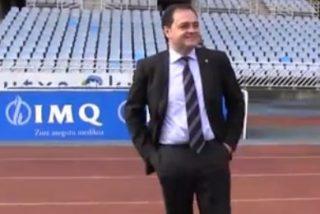 Tras el 'no'de Pizzi, la Real llama a dos técnicos españoles