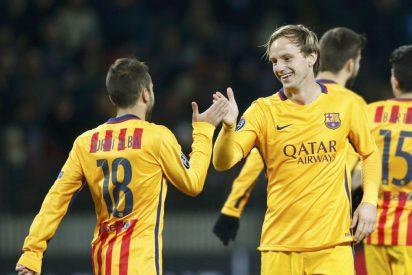 """Luis Enrique: """"El resultado de la jornada de Champions es perfecto para el Barça"""""""