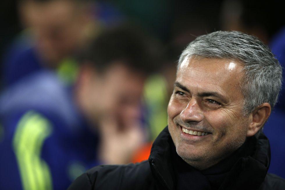 """Mourinho, acusado de """"mala conducta"""" en su expulsión ante el West Ham"""