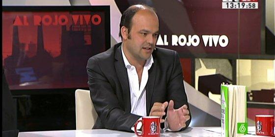 """El exabrupto de José Carlos Díez: """"A Rajoy hay que meterle en un psiquiatra, tiene un problema de medicación"""""""
