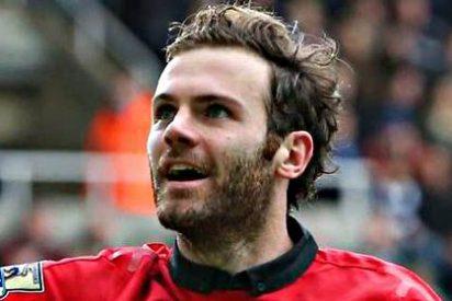 """Juan Mata: """"Benítez es un entrenador estratega, pero no es defensivo"""""""