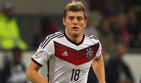 Kroos y Alemania sufren para sellar su clasificación para la Eurocopa 2016