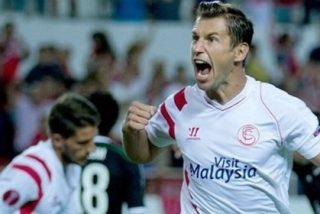 Renovará con el Sevilla... ¡para dar el salto a la Premier después!