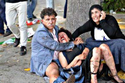 Al menos 97 muertos en el atentado contra la Marcha por la Paz en Turquía
