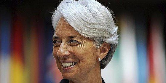 """Christine Lagarde en español: """"Hay, hermanos, muchísimo que hacer"""""""