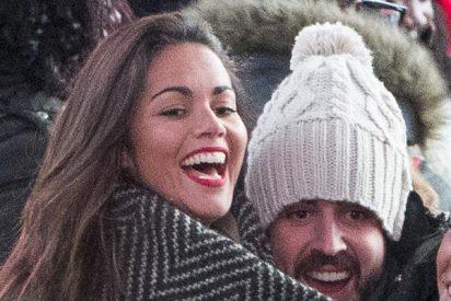 "Lara Álvarez, a Fernando Alonso: ""¿Mi lugar favorito? A tu lado..."""