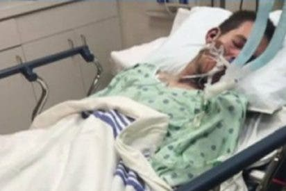 Le explota un cigarillo electrónico en toda la cara y se queda en coma