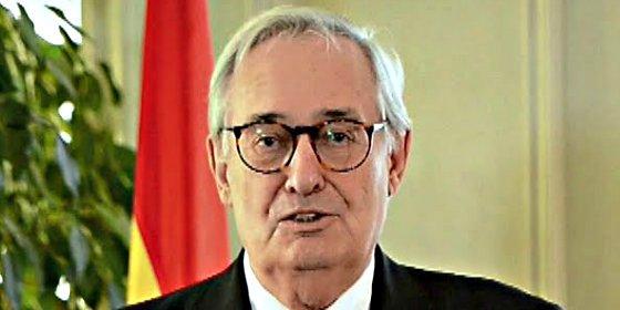 Luis Solana: nombrado presidente no ejecutivo de Ezentis, tras el cese de Manuel García-Durán