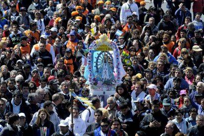 Más de un millón de personas peregrinaron a la basílica de Lujan