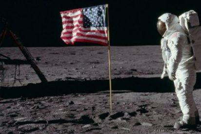 Todas las fotos del ser humano en la Luna ya están en Internet