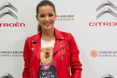 Malena Costa encesta en las canastas solidarias de Citröen C4 Cactus