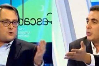 Enganchada entre Paco Marhuenda y Antonio Naranjo: