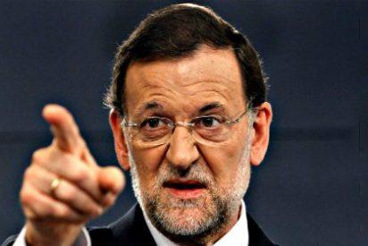 """Mariano Rajoy: """"Lo que está en juego en la próximas elecciones es seguir creciendo o volver a la crisis"""""""