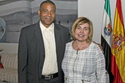 Diputación de Cáceres apoya el turismo rural de República Dominicana para combatir la pobreza