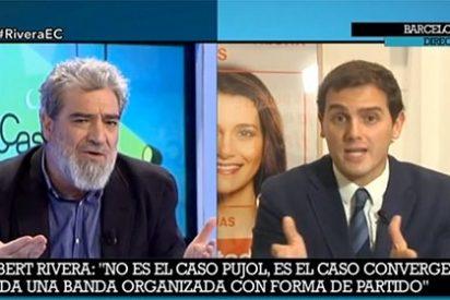 """Rivera pone en su sitio a Miguel Ángel Rodríguez: """"Usted hace preguntas chorras"""""""