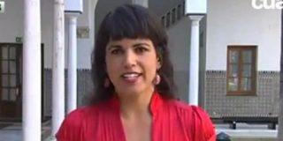 Teresa Rodríguez cobraba en negro entre copas mientras se 'entendía' con los fontaneros