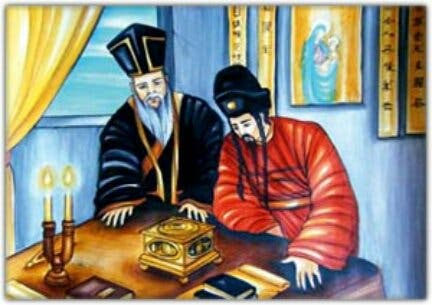 El Papa pone a Matteo Ricci como ejemplo de diálogo entre Europa y China