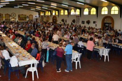 850 mayores disfrutan de la Matinée en Zafra
