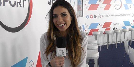 La reportera de Telecinco desvela cómo conoció a Marc Bartra
