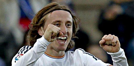 El Real Madrid confirma la lesión muscular de Luka Modric
