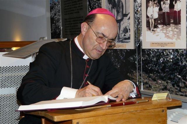 Monseñor Fidel Herráez Vegas, nuevo arzobispo de Burgos